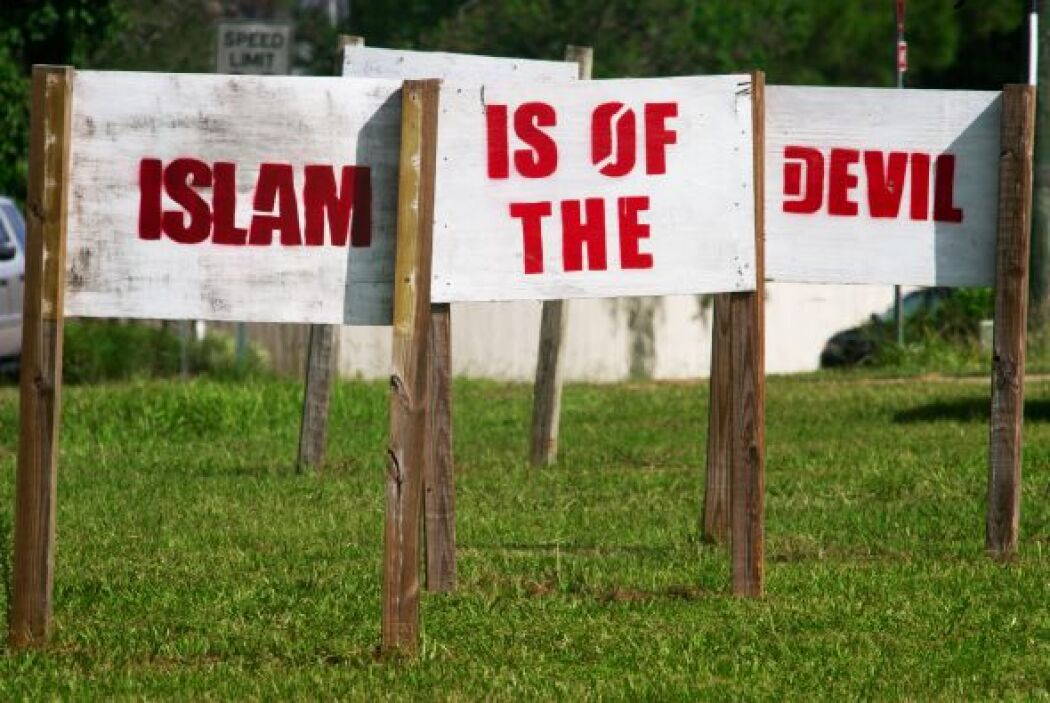 No obstante, sigue con sus ideas fundamentalistas. 'El Islam es del demo...