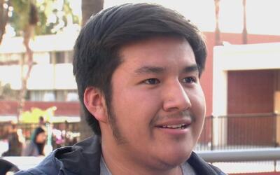 """Joven con padres mexicanos sobre inmigrantes: """"El miedo siempre está, pe..."""