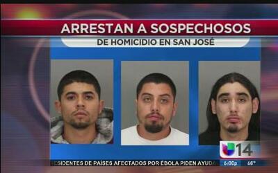 Detienen a sospechosos de homicidio en San José