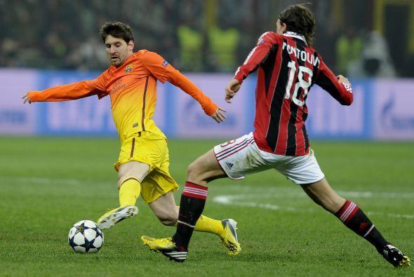 Lionel Messi había pasado el juego de forma inadvertida.