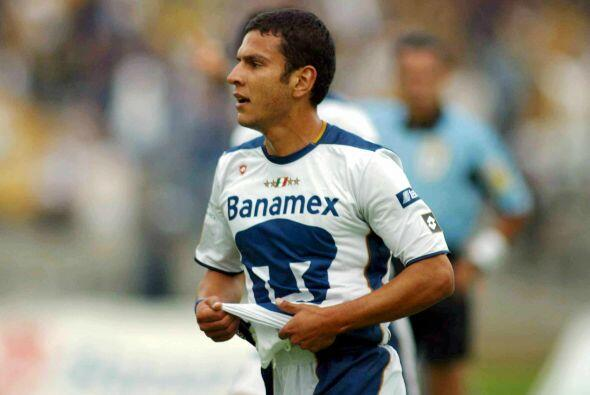 El 2008 marcó la llegada de dos Pumas al Cruz Azul, nos referimos a Jaim...