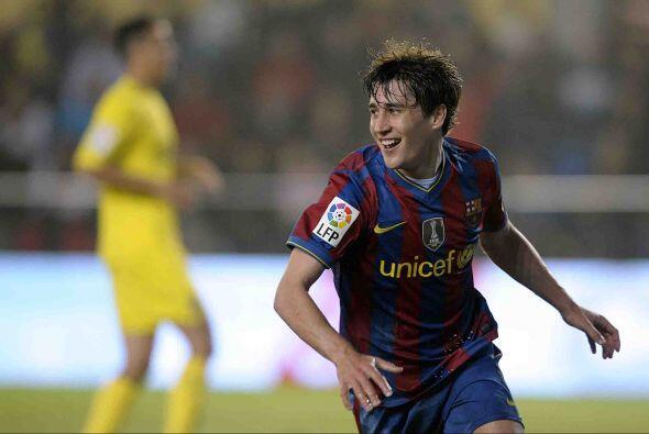 Bojan, quien fue titular, tuvo oportunidades de marcar y lo consiguió co...