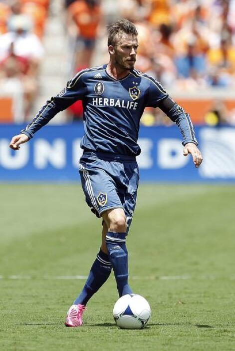El astro de Los Angeles Galaxy de la MLS se ha hecho millonario gracias...
