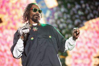 En un show de televisión, el rapero dijo que prendió un cigarro de marih...