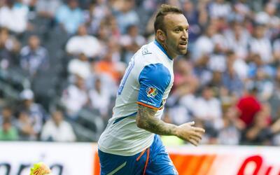 Matías Vuoso regresa al fútbol mexicano, jugará en el Ascenso con Correc...