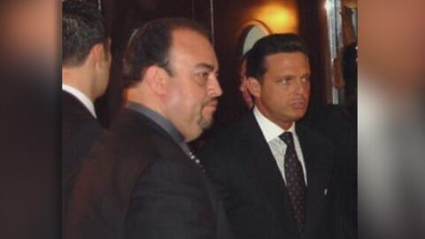 Uno de los hombres de confianza de Luis Miguel da la cara por él