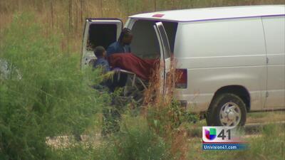 Hallan el cuerpo de un hombre en el río de San Antonio