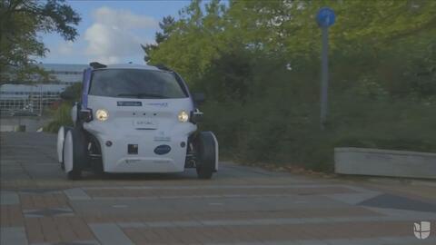 Vehículos autónomos llegan a Gran Bretaña