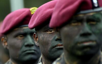 ¿Quiénes son los soldados kaibiles?