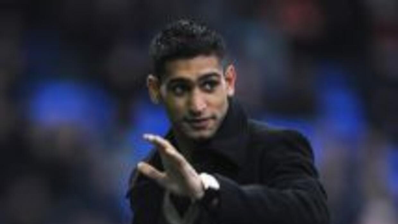 Amir Khan aún no tiene rival para enfrentar en Manchester, nadie quiere...