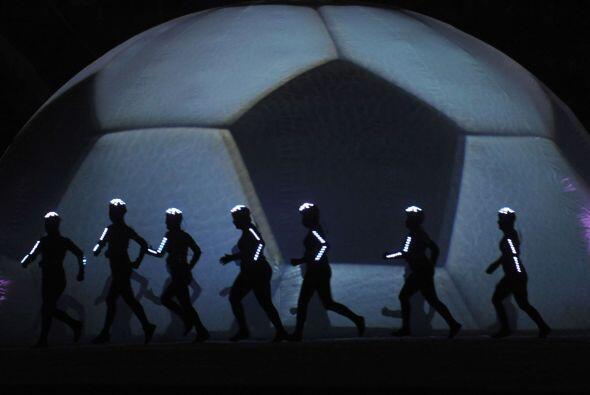 El balón como el centro, escencia y origen de la Copa Amér...