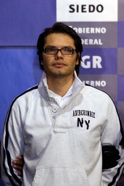 Vicente Carrillo Leyva fue capturado el 2 de abril de 2009 mientras hac&...