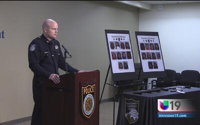 Autoridades arrestan a 20 presuntos pandilleros en un operativo al norte...