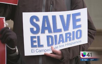 Versión impresa del periódico El Diario podría desaparecer