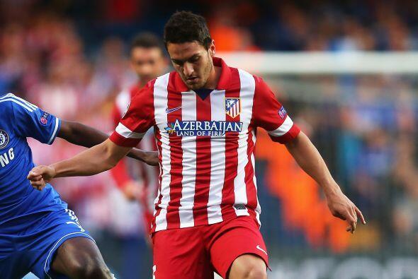 Koke (8): Es un futbolista fundamental para el Atlético. Nunca se...