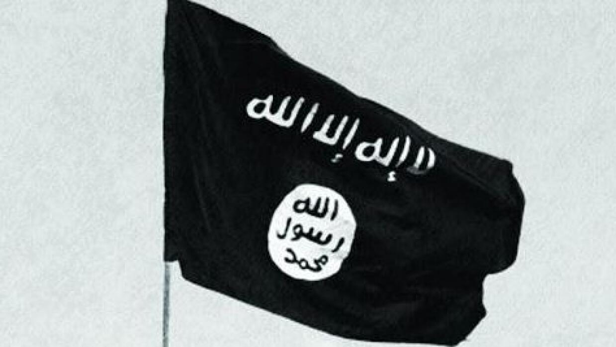 Bandera Estado Islámico