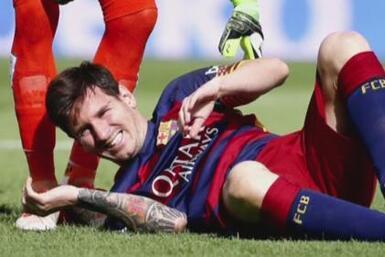 Dr. Michael Baraga habla de lesión de Messi