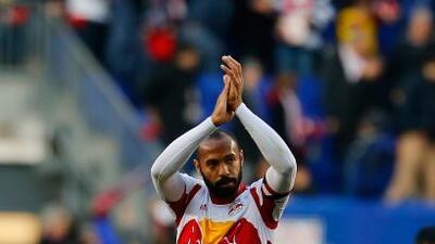 En su última campaña en la MLS, Henry sólo pudo llegar a la final de con...