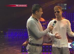 Cafecito a sabor latino con Ricky Martin