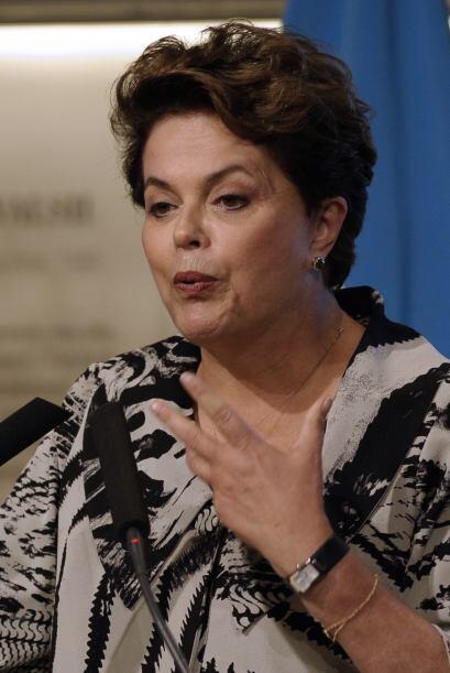 Por su parte Rousseff destacó las ventajas que los países...