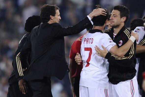 El brasileño Alexandre Pato es uno de los tantos sudamericanos en...