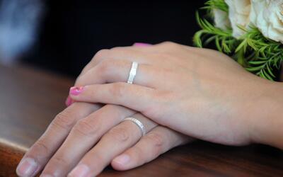 """""""Ser casado es aguantar lo que venga"""", dice hombre que lleva 38 años de..."""
