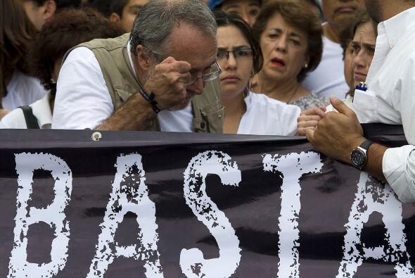 Aún no se resuelve el crimen de Juan Francisco Sicilia. Sin lugar...