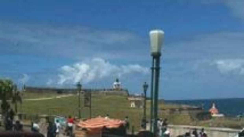 Angélica Vale y Otto Padrón en Puerto Rico (imagen tomada de la cuenta d...