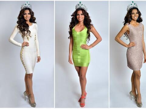 La nueva reina de Nuestra Belleza Latina, Marisela Demontecristo realiz&...
