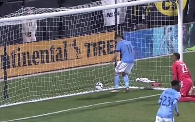 Yangel Herrera anota su primer gol en la MLS para NYCFC