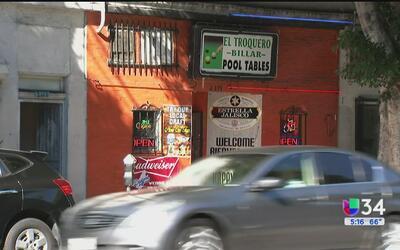 Investigan supuestas irregularidades en un bar en el Este de Los Ángeles