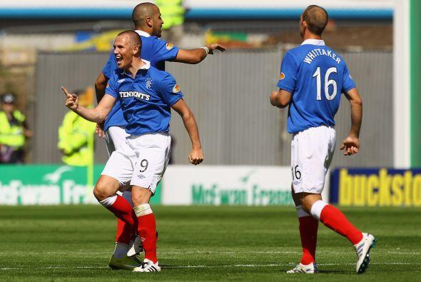 La representación escocesa llega por medio de uno de los equipos históri...