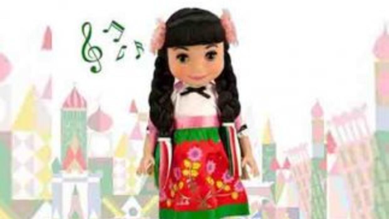 La muñeca mexicana de Disney.