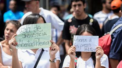 Marchas en principales ciudades de Venezuela