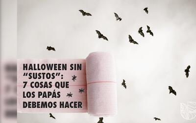 Halloween 'sin sustos': cómo cuidar a los niños durante la temporada de...