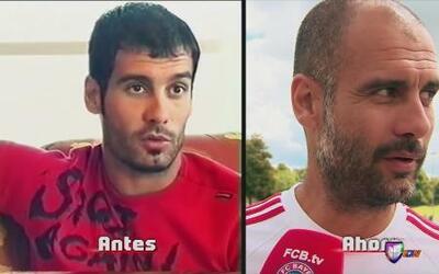 Conoce a los futbolistas que han perdido el cabello, pero no el talento
