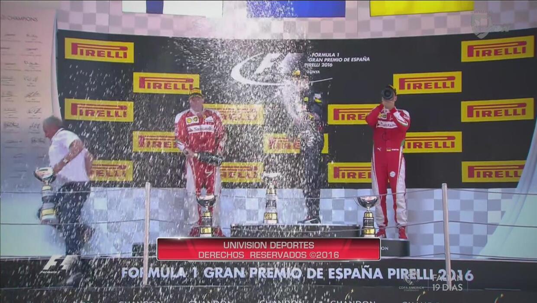 Max Verstappen hace historia y se lleva el GP de España a sus 18 años