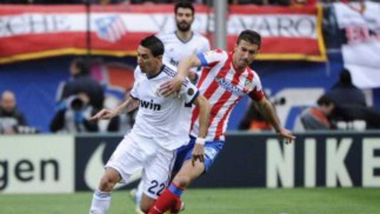 Madridistas y 'Colchoneros' superaron a todos los rivales para colocarse...