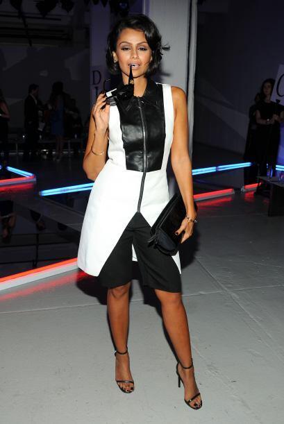 El 'black and white' es una de las tendencias que no sólo se admiran en...