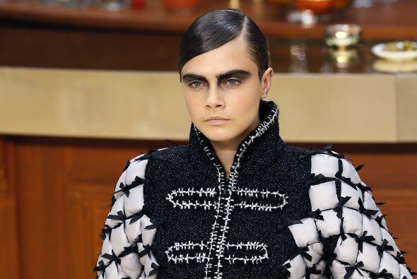 Al director creativo Karl Lagerfeld le gusta que todo el concepto de su...