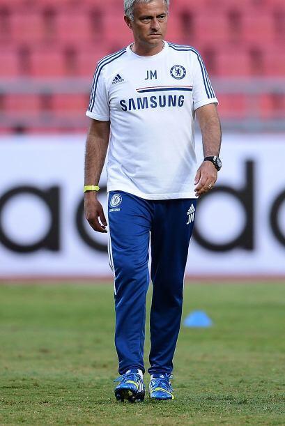 Pero el principal objetivo del técnico luso será conquistar la UEFA Cham...