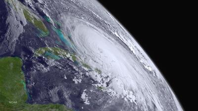 Fuertes inundaciones al noreste de Estados Unidos