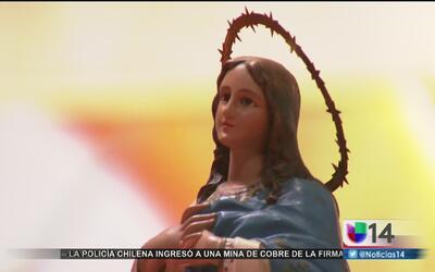 La comunidad nicaragüense celebra las fiestas patronales de La Purísima