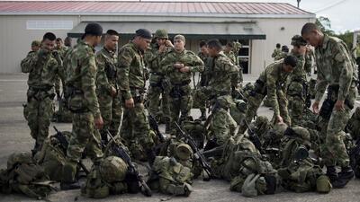 General secuestrado por las FARC será liberado el sábado