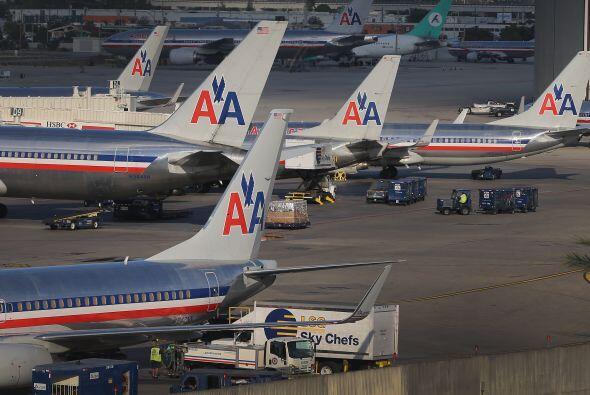 7- 1,442 personas han fallecido en accidentes a bordo de aviones de Amer...