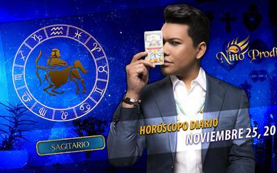 Niño Prodigio – Sagitario 30 de Noviembre, 2016