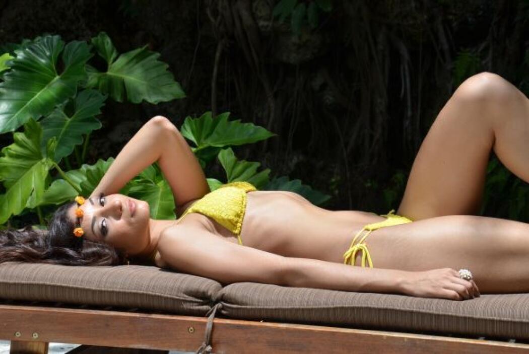 No hay mejor lugar para disfrutar del sol que la playa y Sisily es amant...