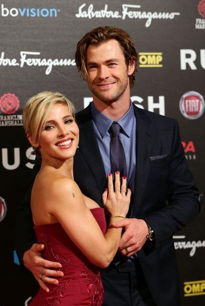 Todo ha ido rápido con esta pareja, en 2012 se convirtieron en padres de...