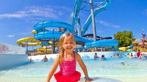 ¡Splash!: los 10 mejores parques acuáticos en Estados Unidos