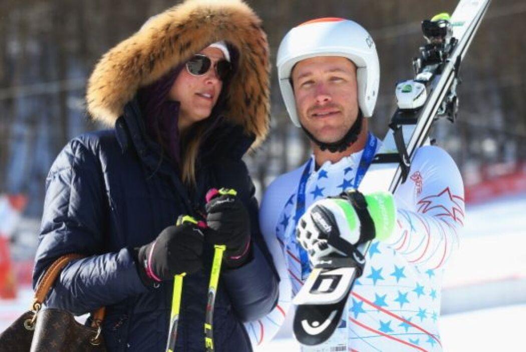 Otro de los hombres más guapos de Sochi es el esquiador estadounidense B...